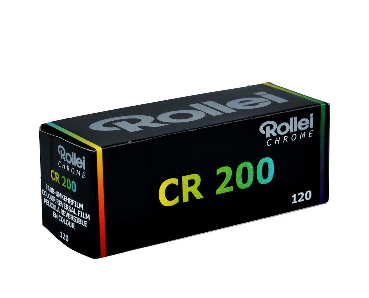 Chrome CR200 120 彩色幻燈片
