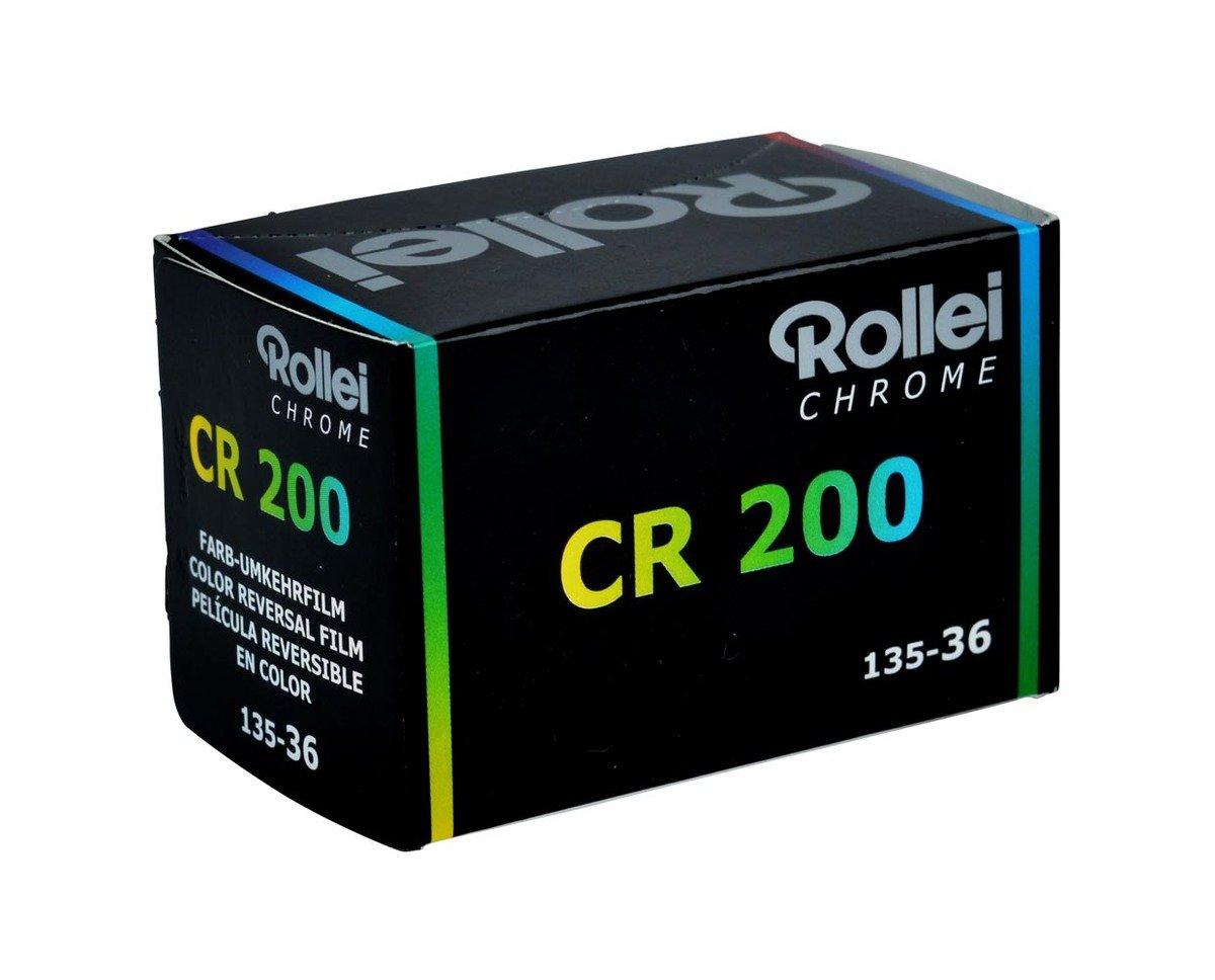Chrome CR200 135-36 彩色幻燈片