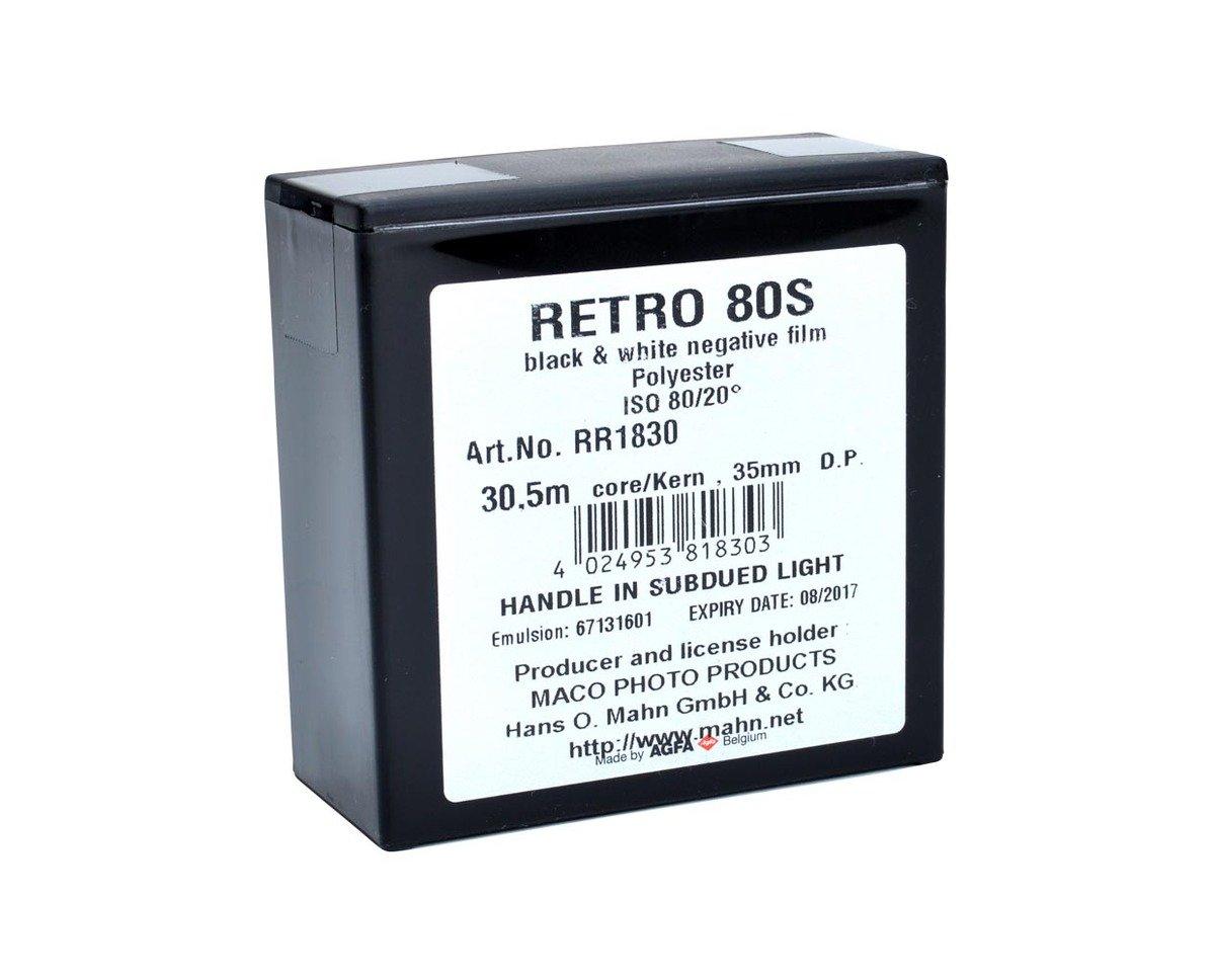 Retro 80S 35mm x 30.5m