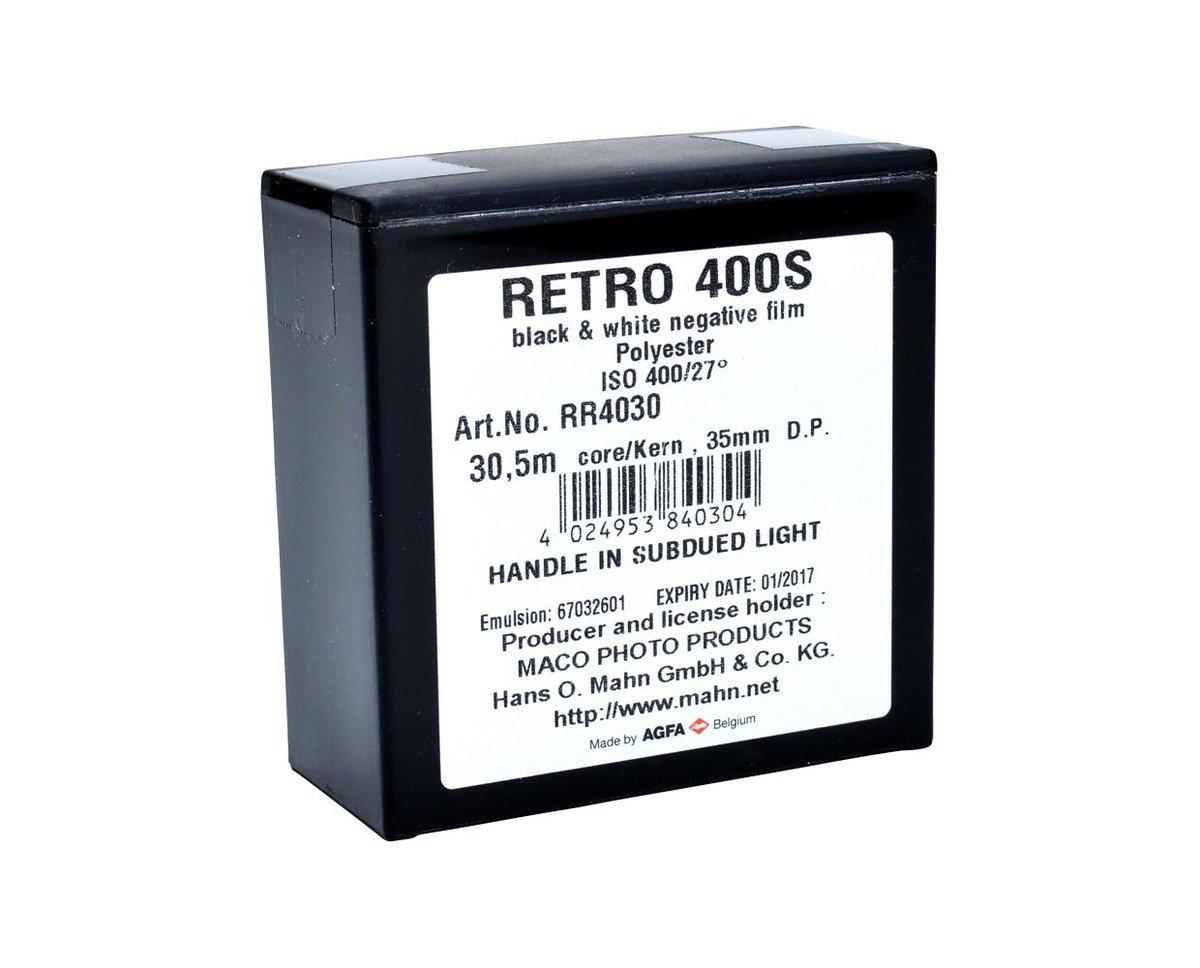 Retro 400S 35mm x 30.5m