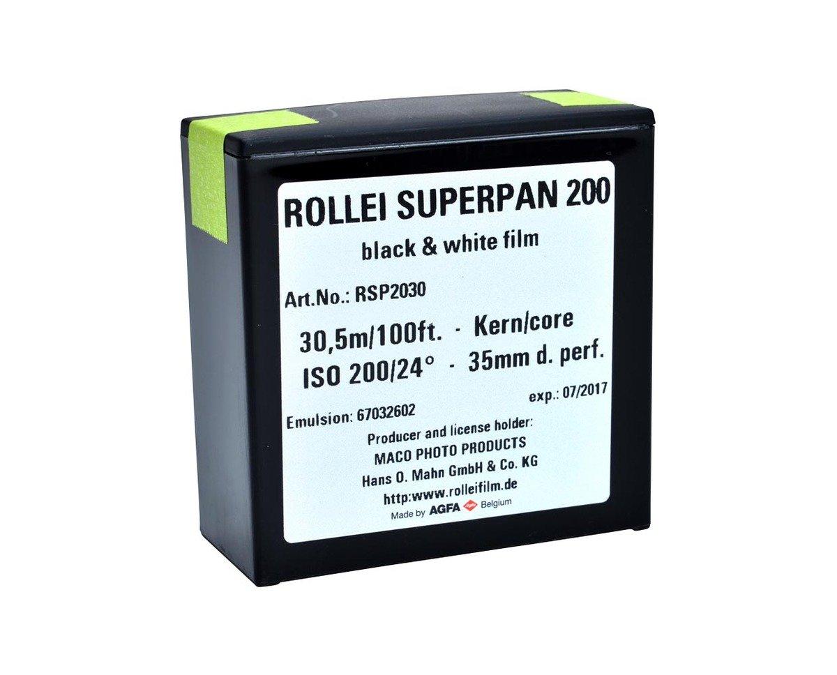 Superpan 200 35mm x 30.5m