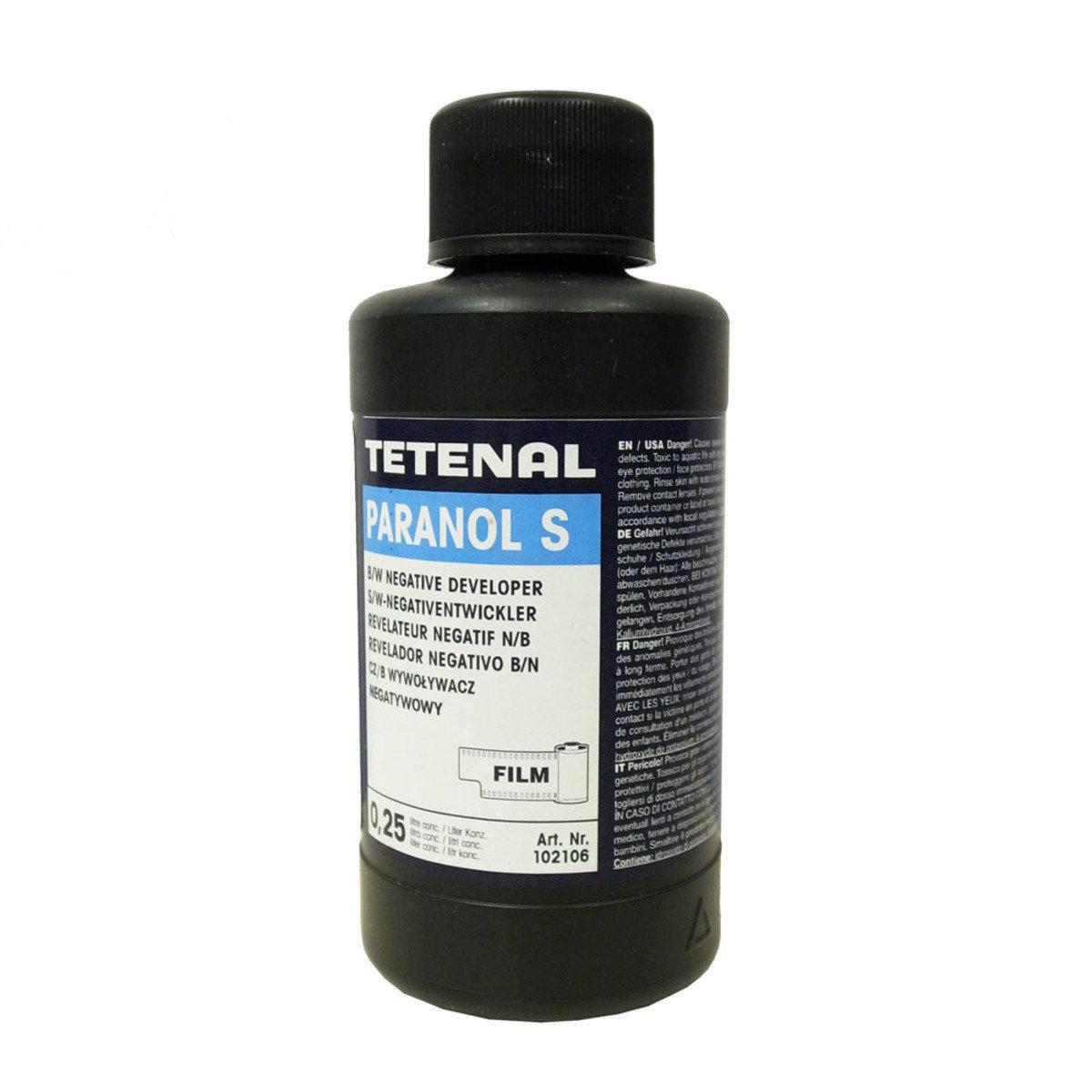 Paranol S 菲林顯影劑