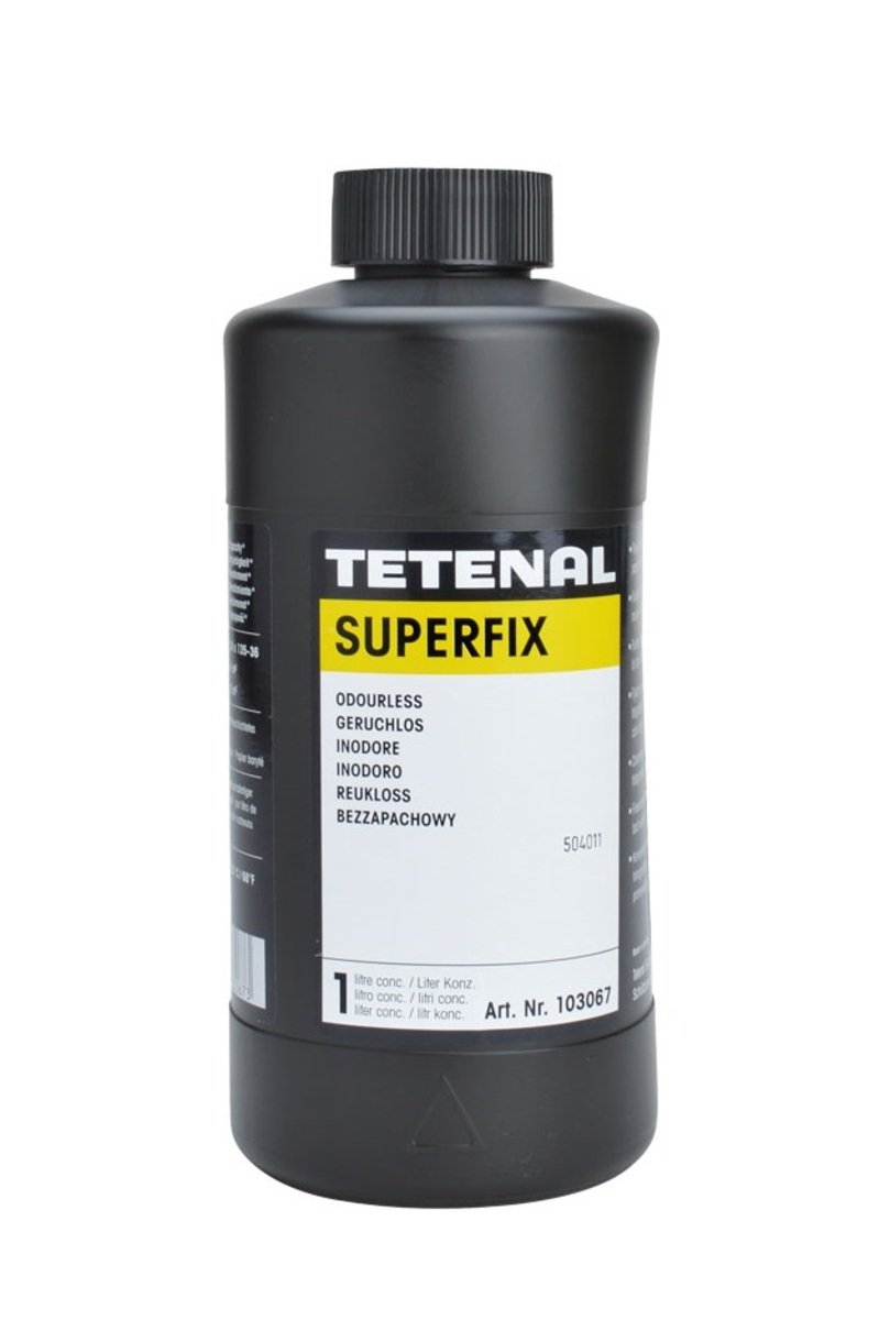 Superfix Odurless 無臭定影劑