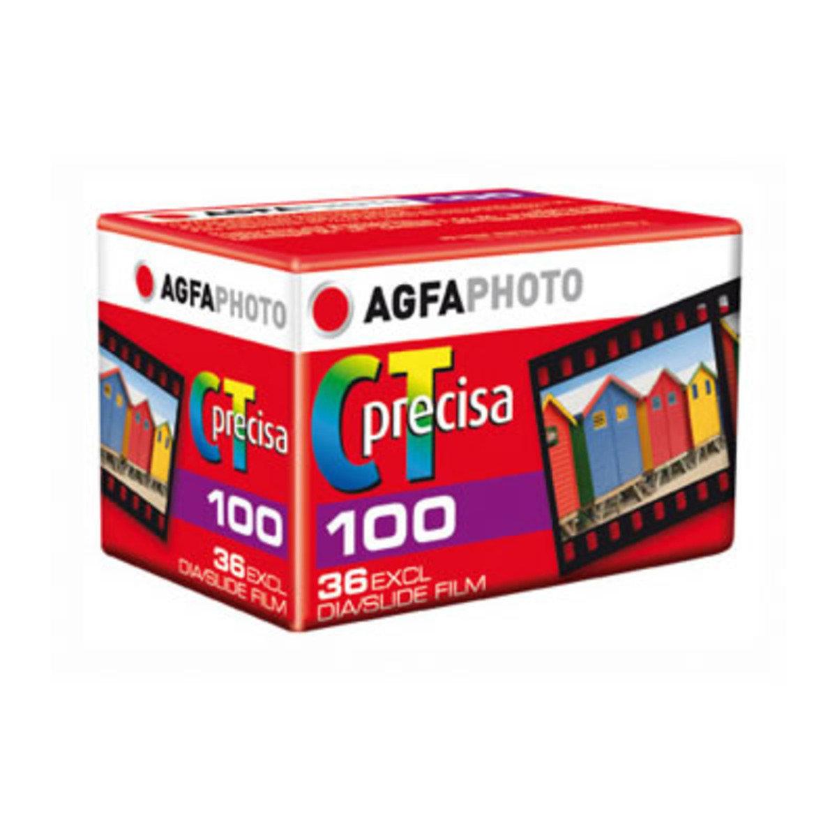 AgfaPHOTO CT Precisa 100 135-36