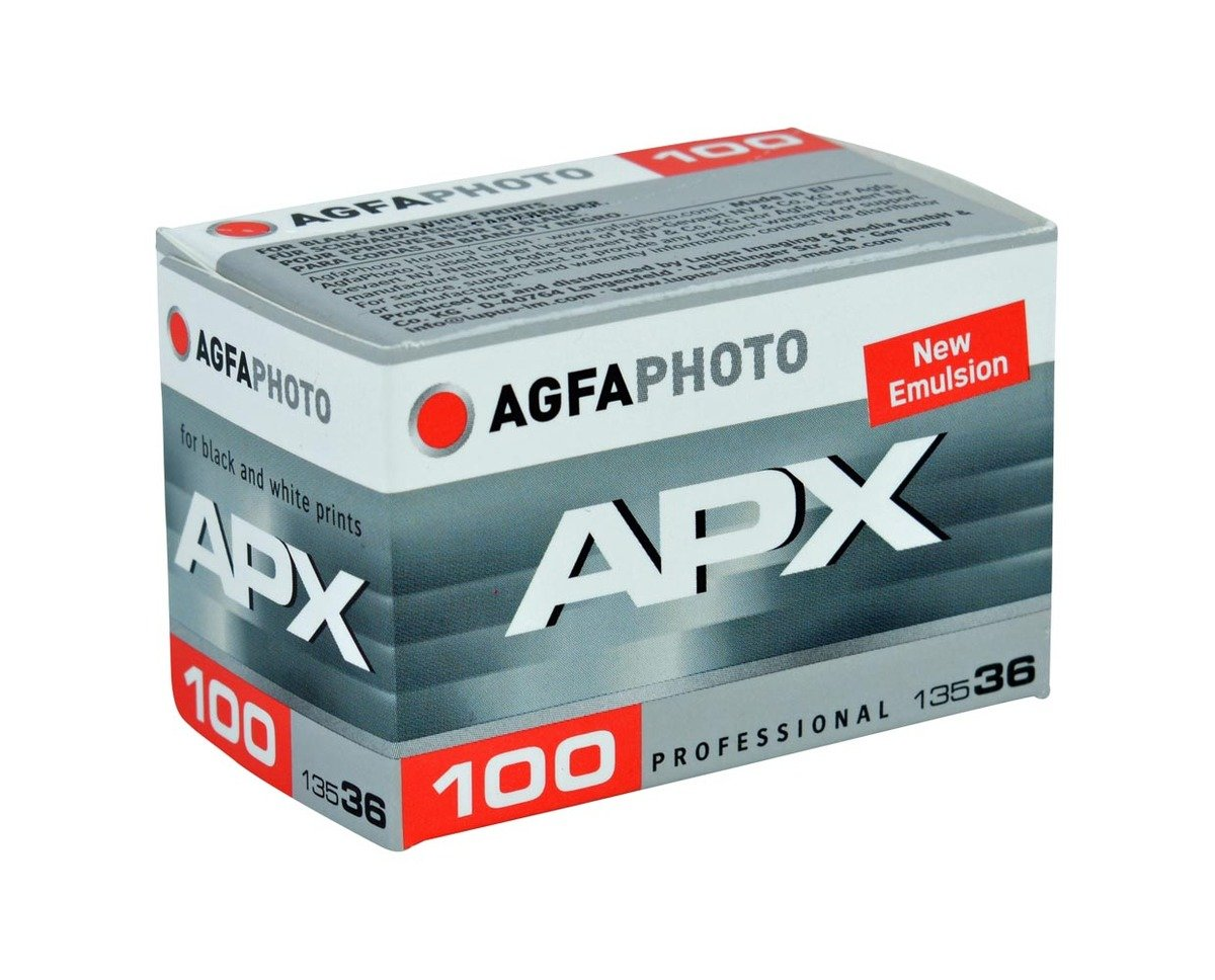 AgfaPHOTO APX 100 135-36
