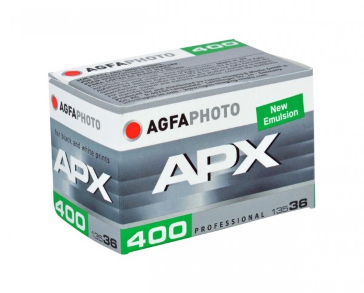 AgfaPHOTO APX 400 135-36