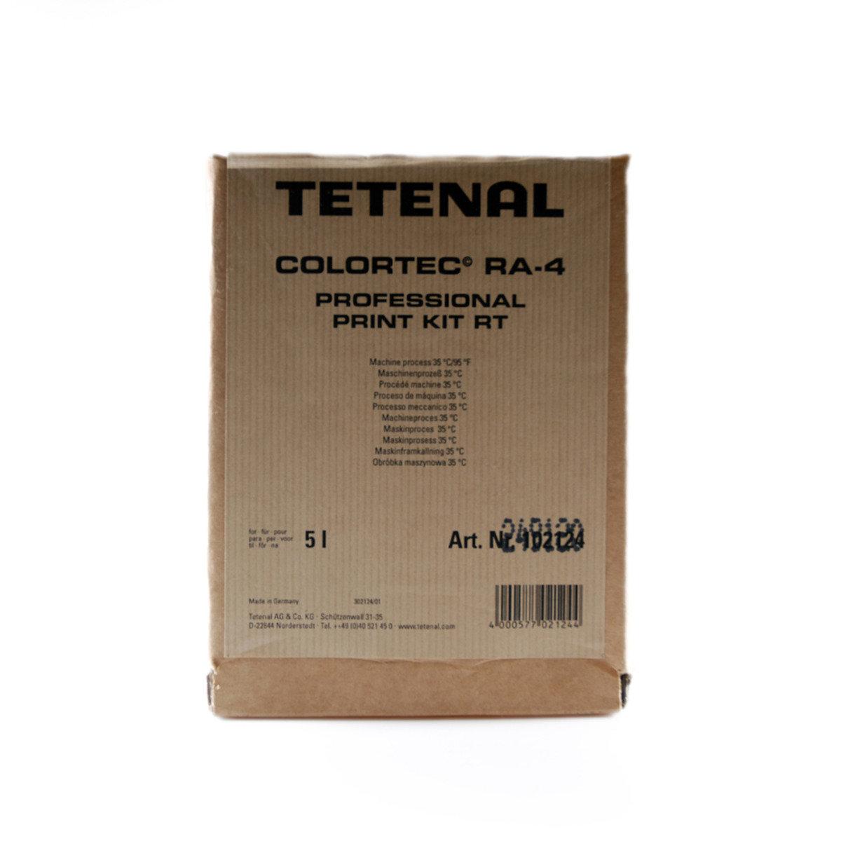 Colortec RA-4 彩色相紙沖洗套裝 (for 5L)
