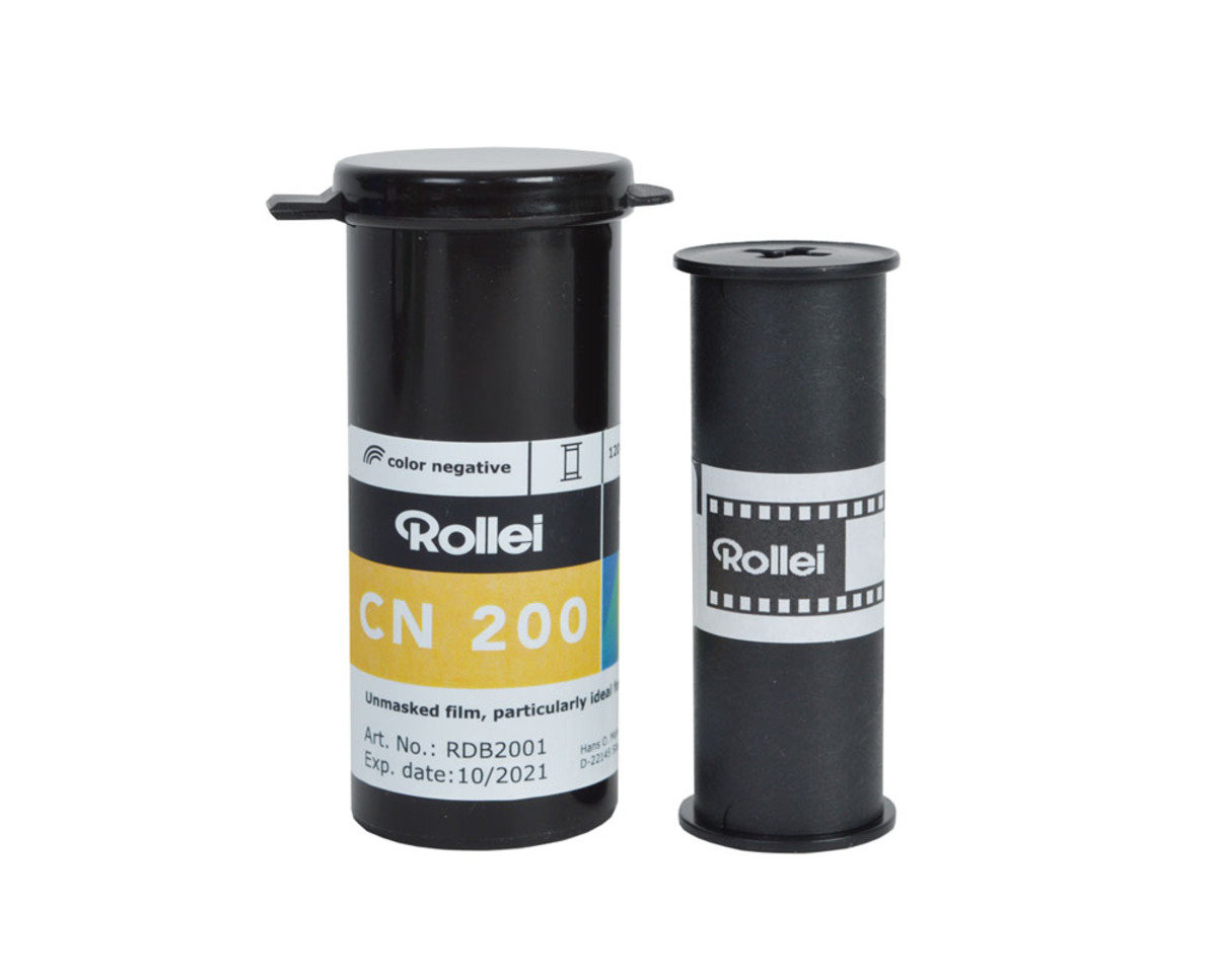 Rollei CN200 120 彩色負片