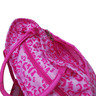 Hello Kitty Leopard Pink 系列 - 手挽袋連揹袋套裝