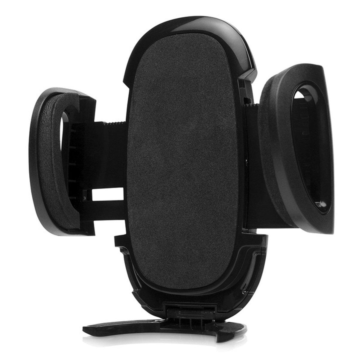 汽車冷氣風口手機固定支架 (黑)