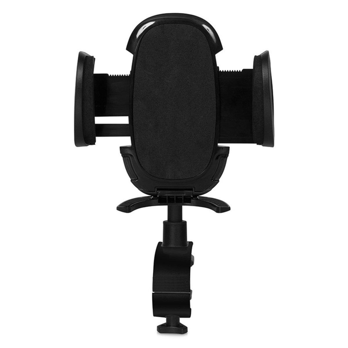 汽車儀錶板手機固定支架 (可上下活動調較) (黑)