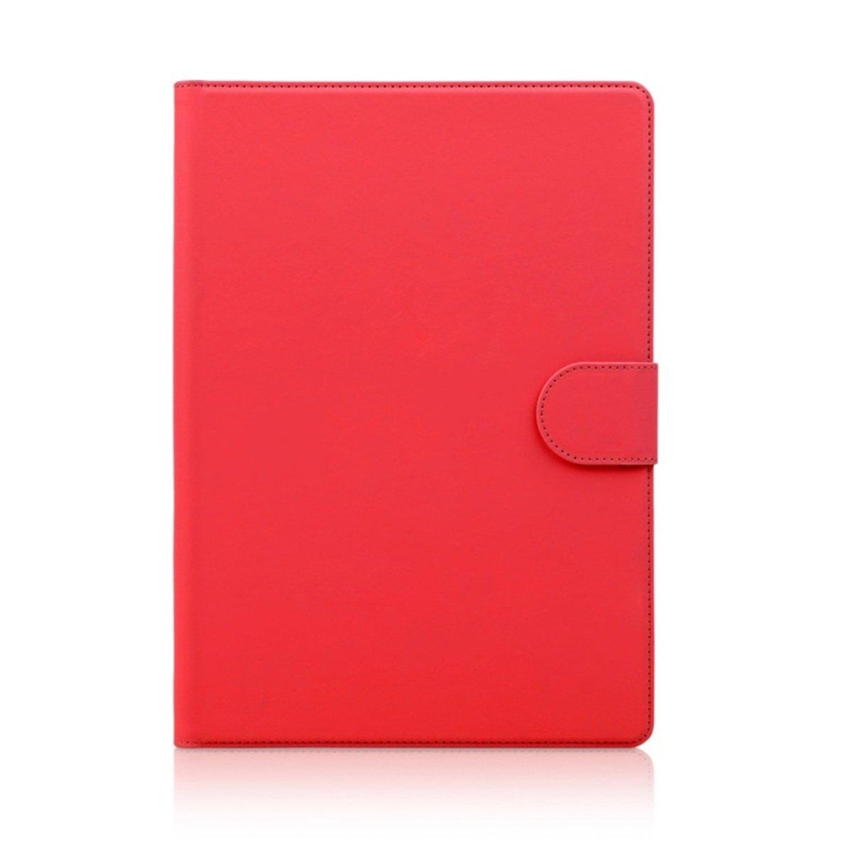 10吋通用平板電腦保護套 (可站立) (紅)