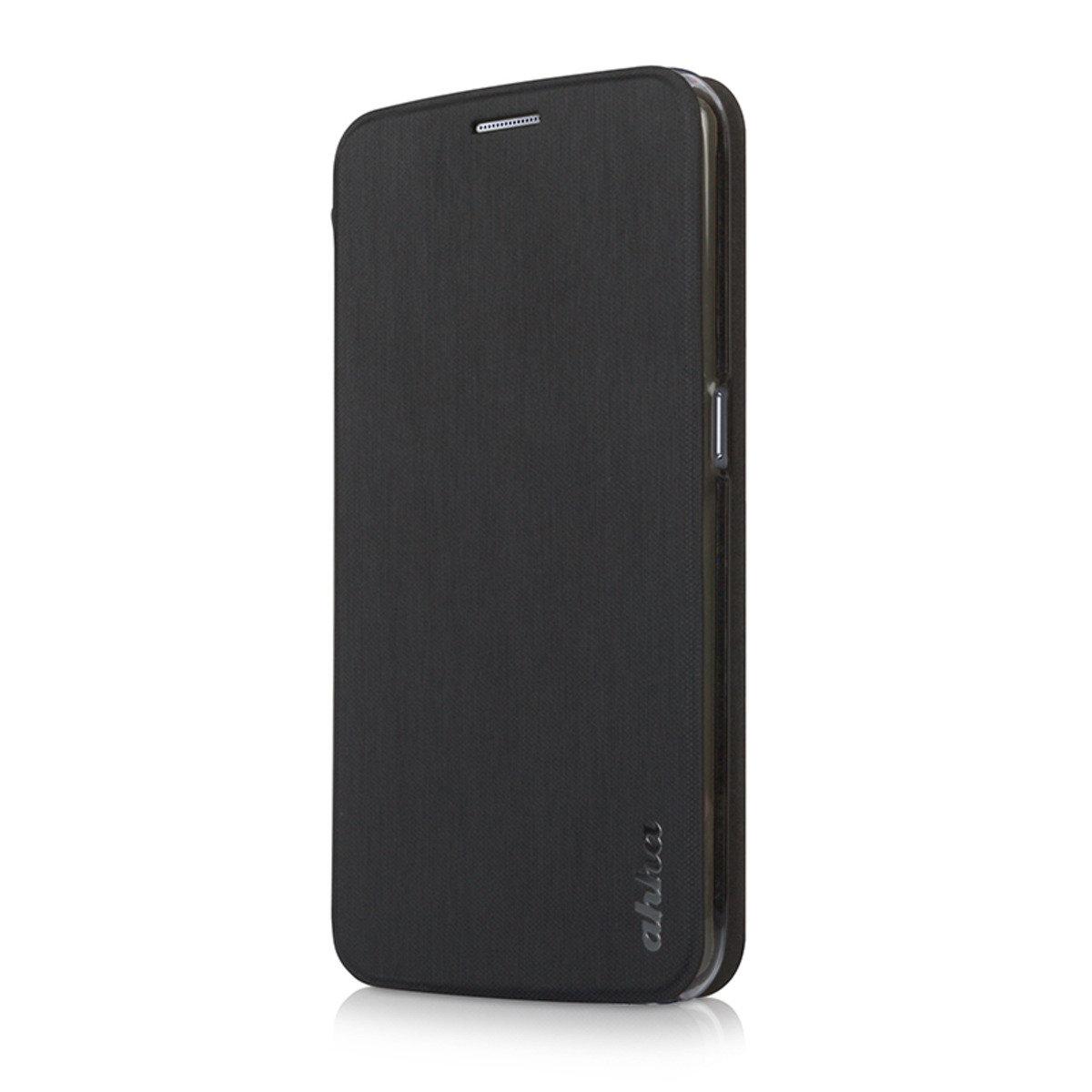 Samsung Galaxy S6 翻蓋超薄手機套 (黑)