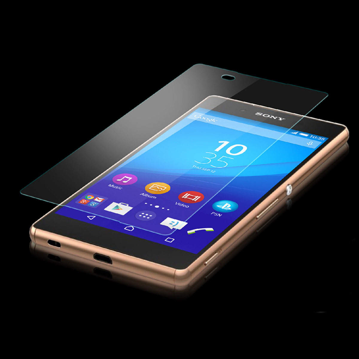 Sony Xperia Z4, Z3+, Z3+ Dual  0.33mm 鋼化玻璃膜