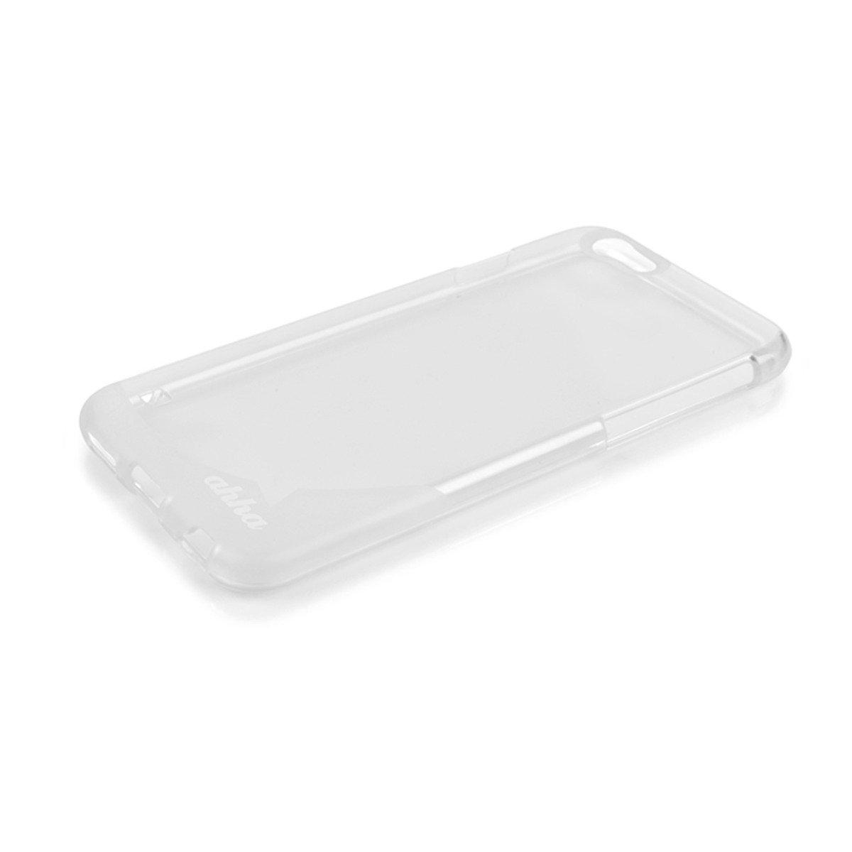 iPhone 6, 6s 手機保護殼 GummiShell MOYA (白)