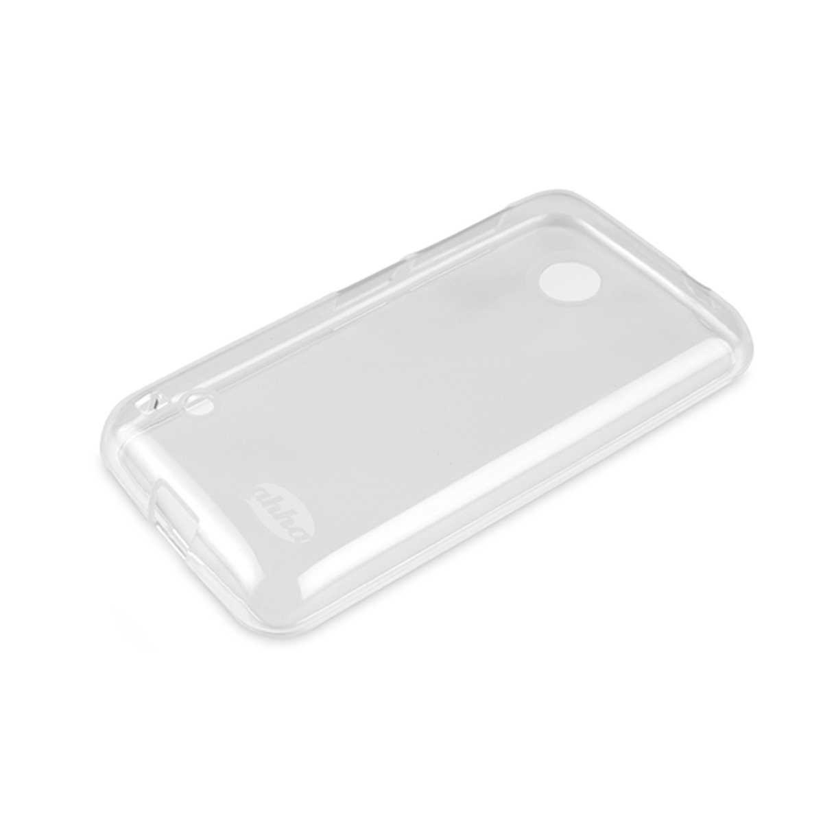 Nokia Lumia 530 手機保護殼 GummiShell MOYA (透明)