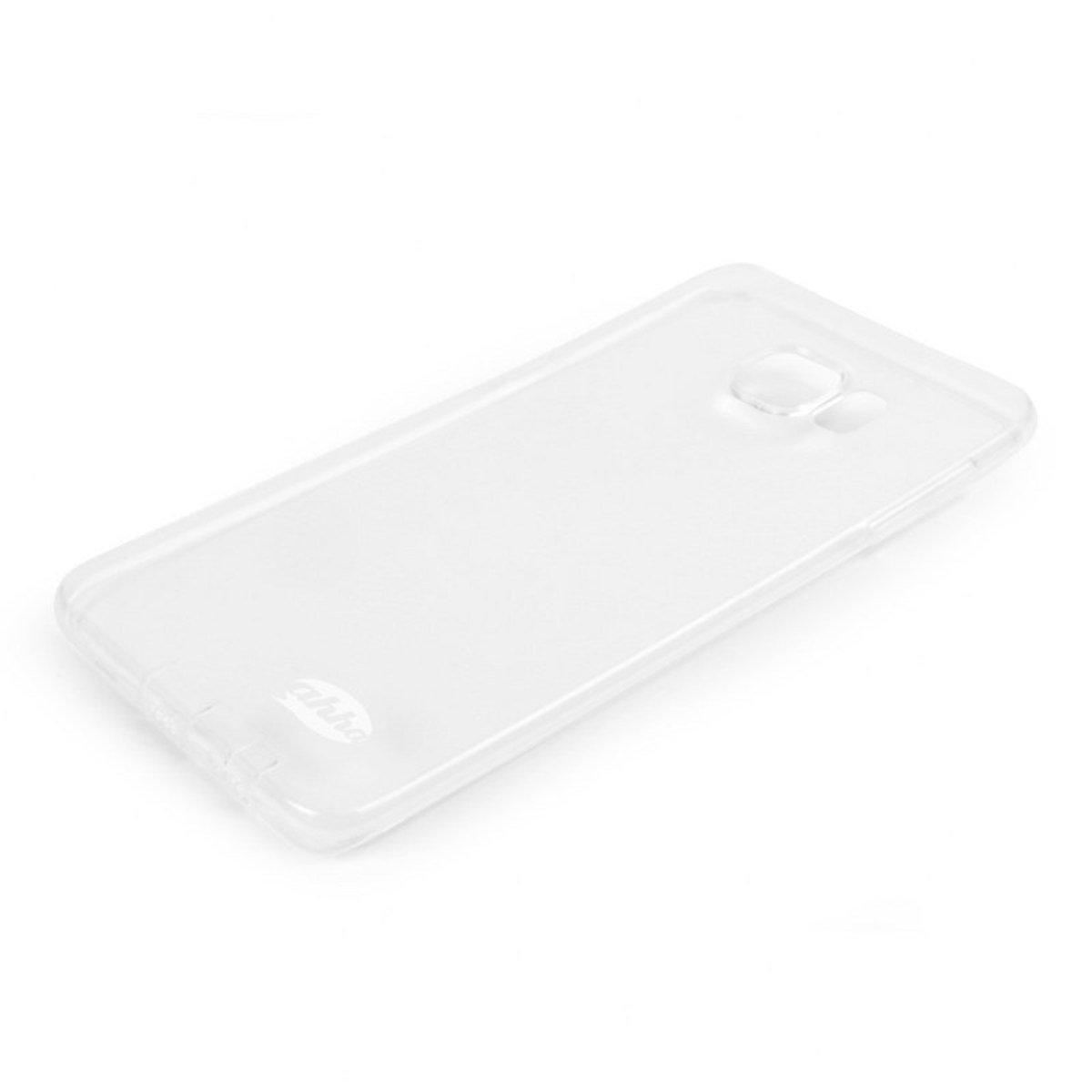 Samsung Galaxy S6 Edge Plus 手機保護殼 GummiShell SKINNY MOYA (透明)