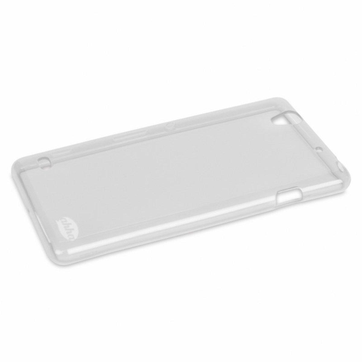 Sony Xperia C4 手機保護殼 GummiShell MOYA LITE (透明)