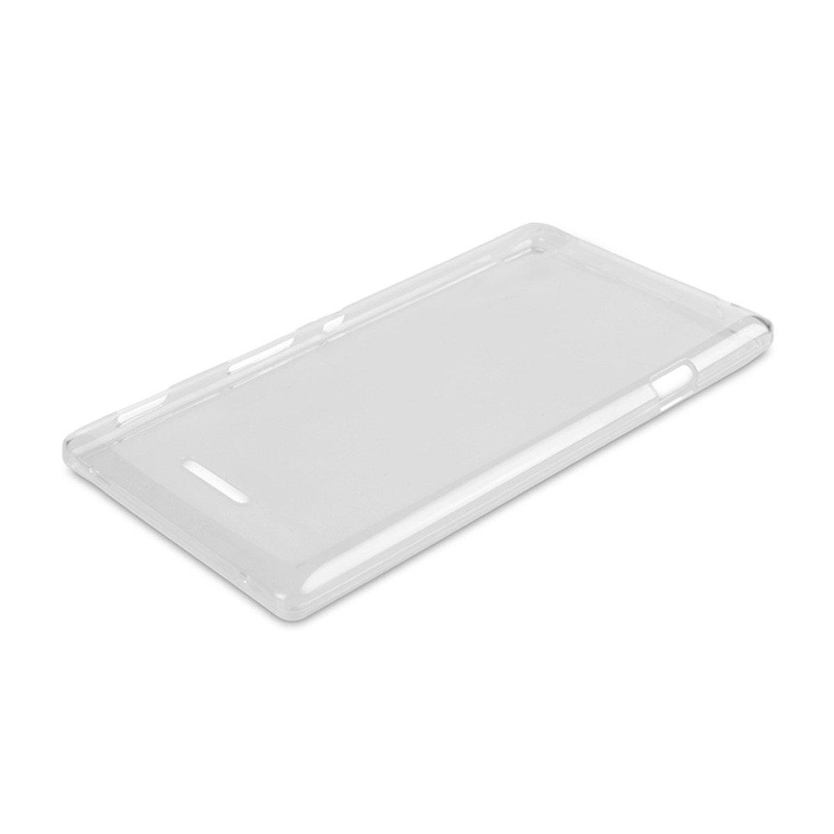 Sony Xperia T3 手機保護殼 GummiShell MOYA (透明)