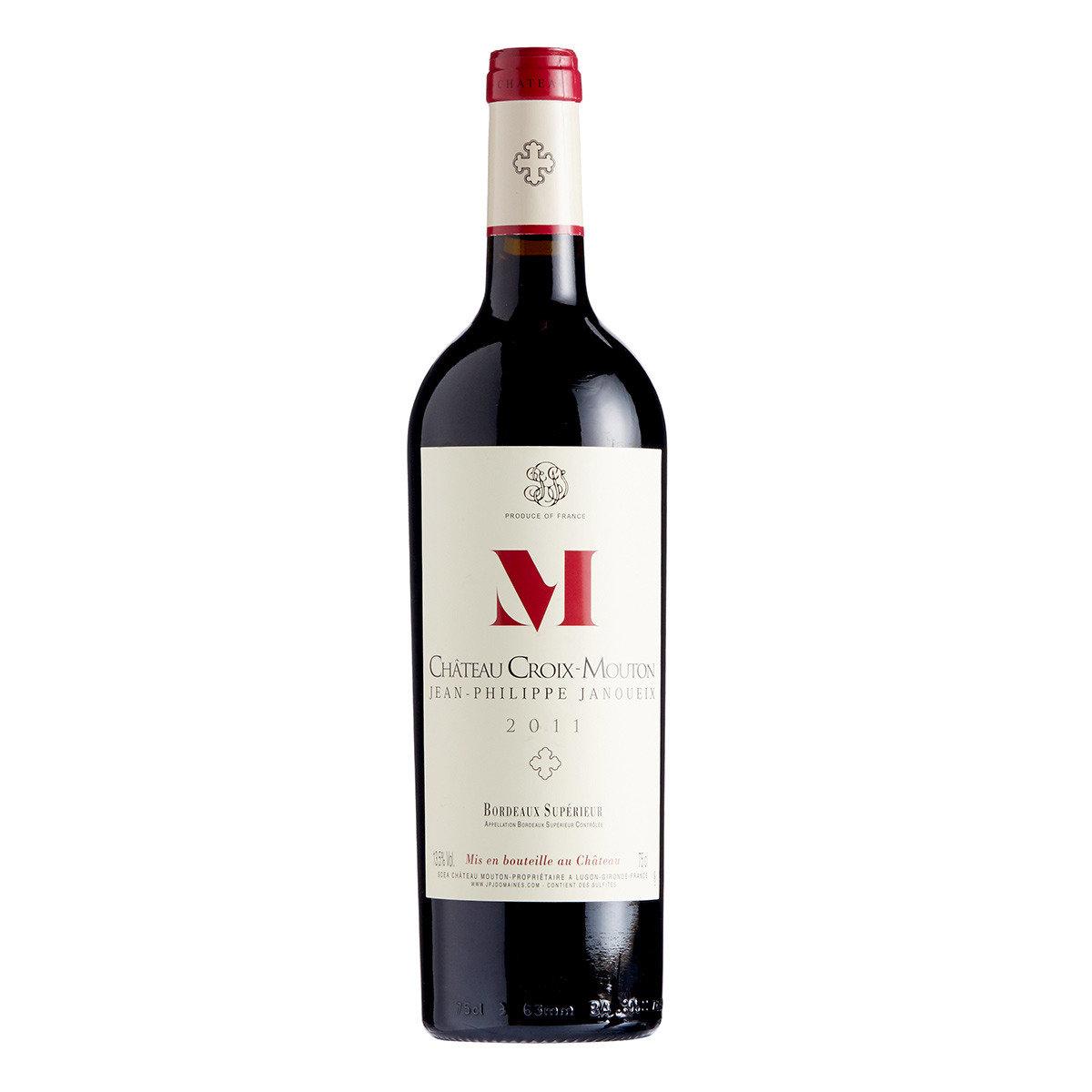 十字木桐堡紅酒