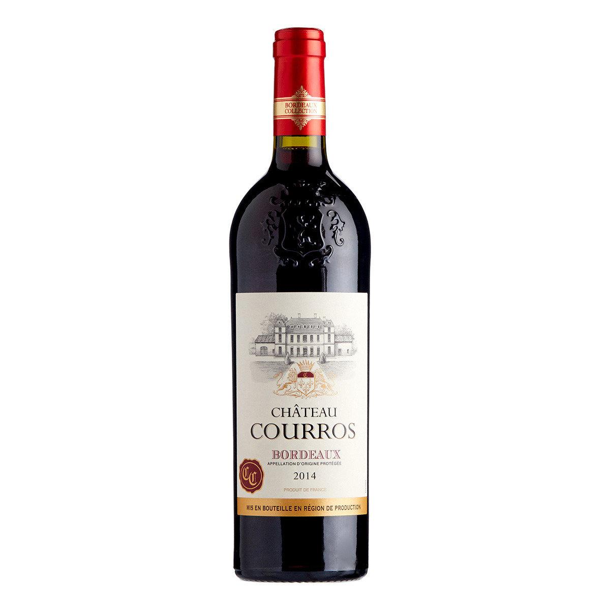 2014 古樂士堡紅酒