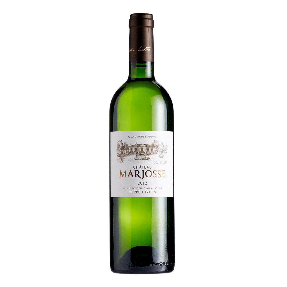 2012 瑪久絲堡白酒