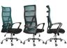人體工學辦公椅-墨綠色