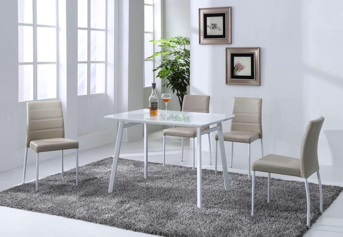 超白玻璃餐桌