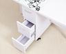 摺疊開合餐桌(白色)