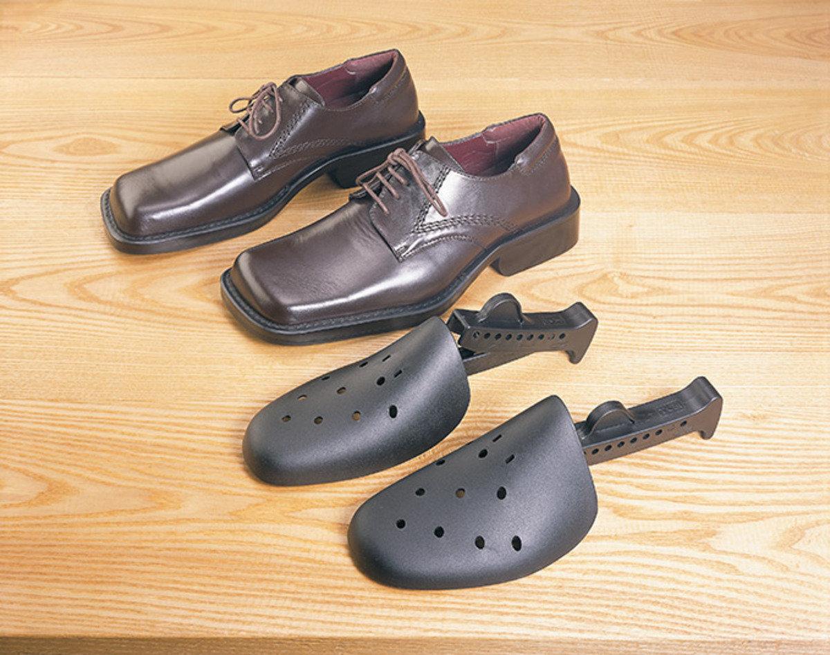 2對裝男裝鞋撐