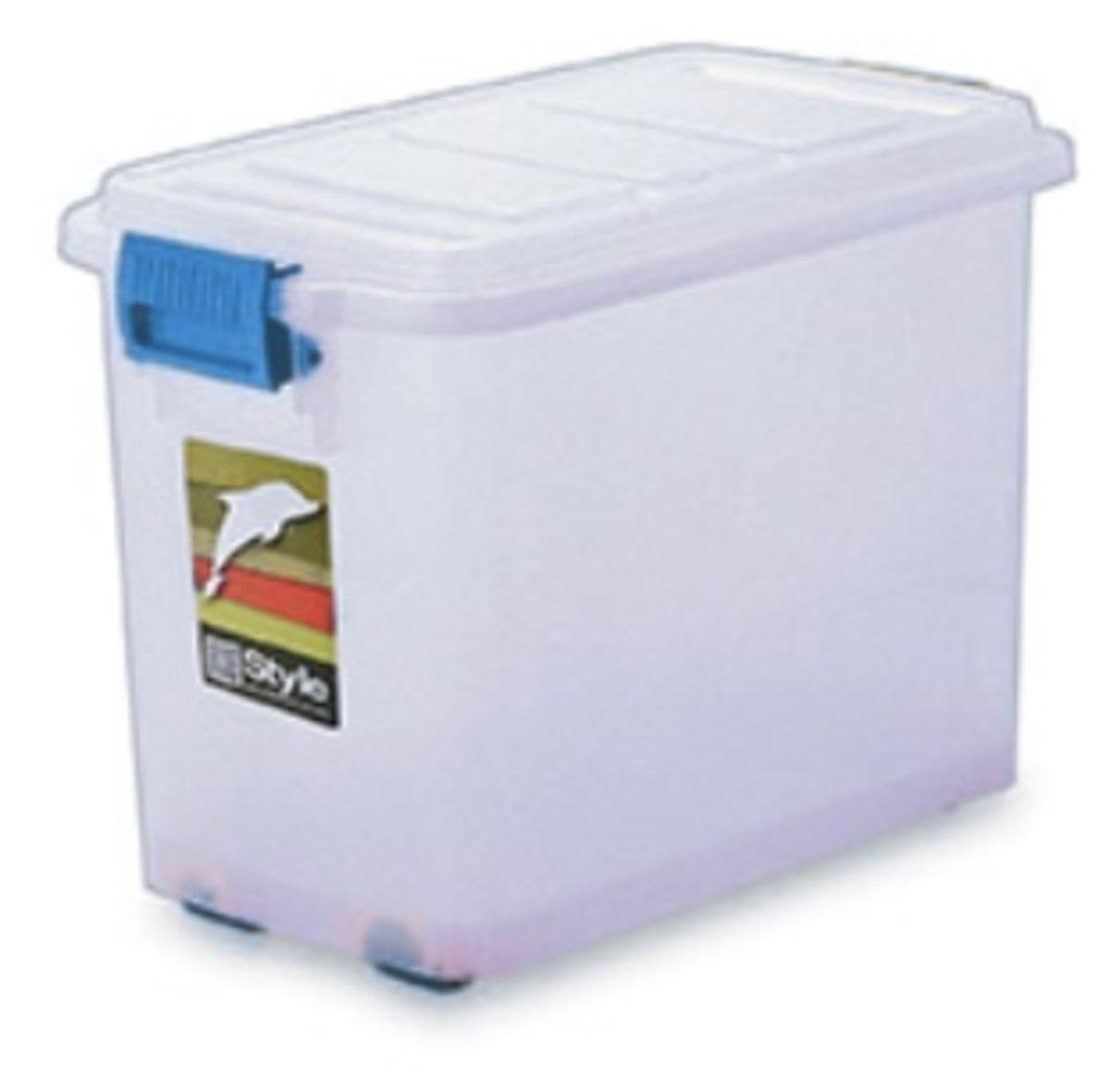 滑輪儲物箱連蓋