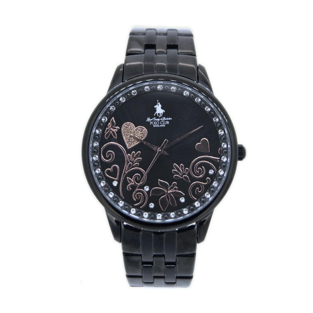 PL165-858BK-S Watch