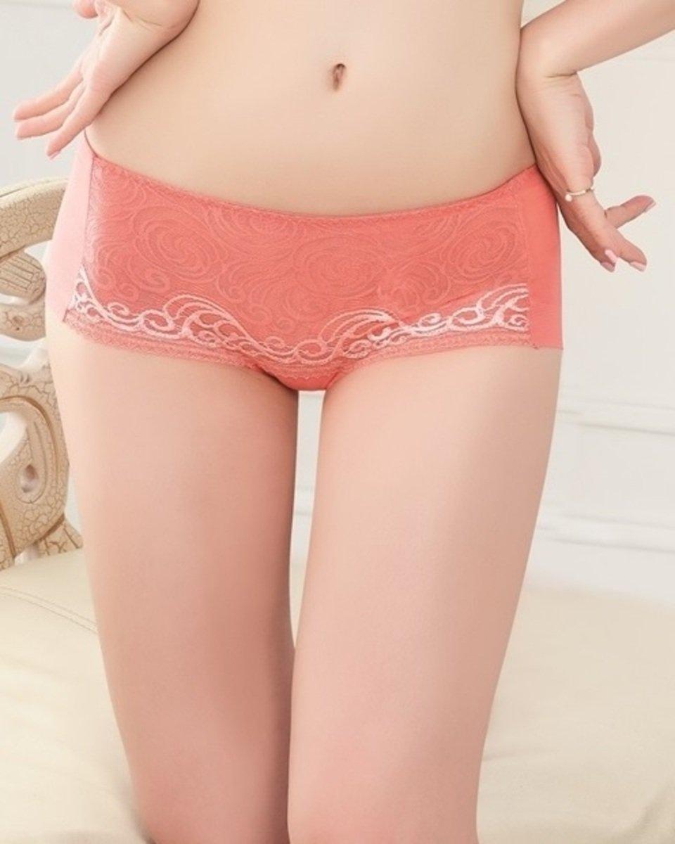 S1040126QT 中低腰平口內褲
