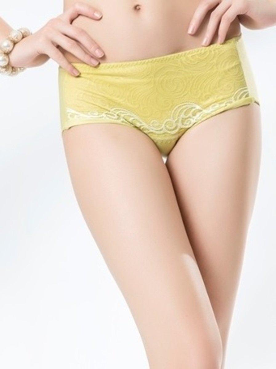 S1040126YU 中低腰平口內褲