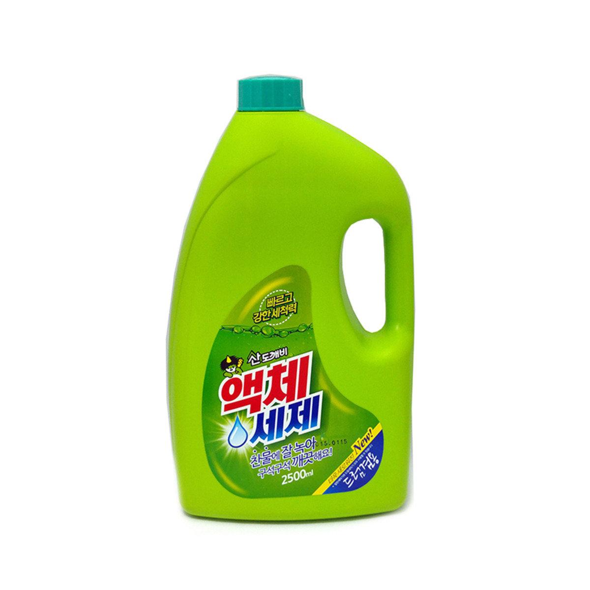 洗衣液 (2500毫升)