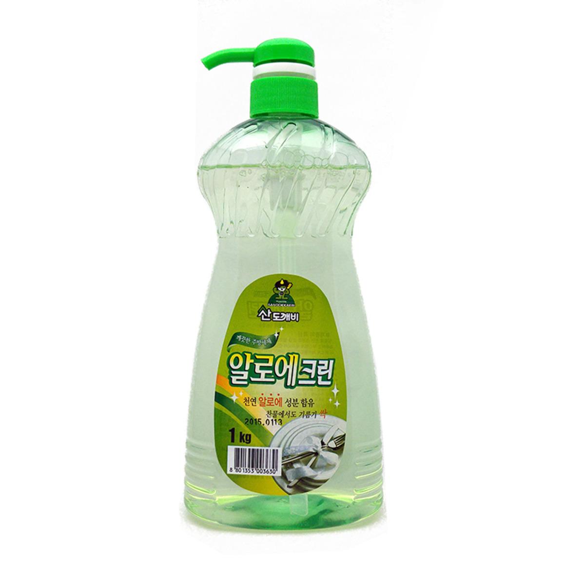 天然蘆薈洗潔精 (1000克)