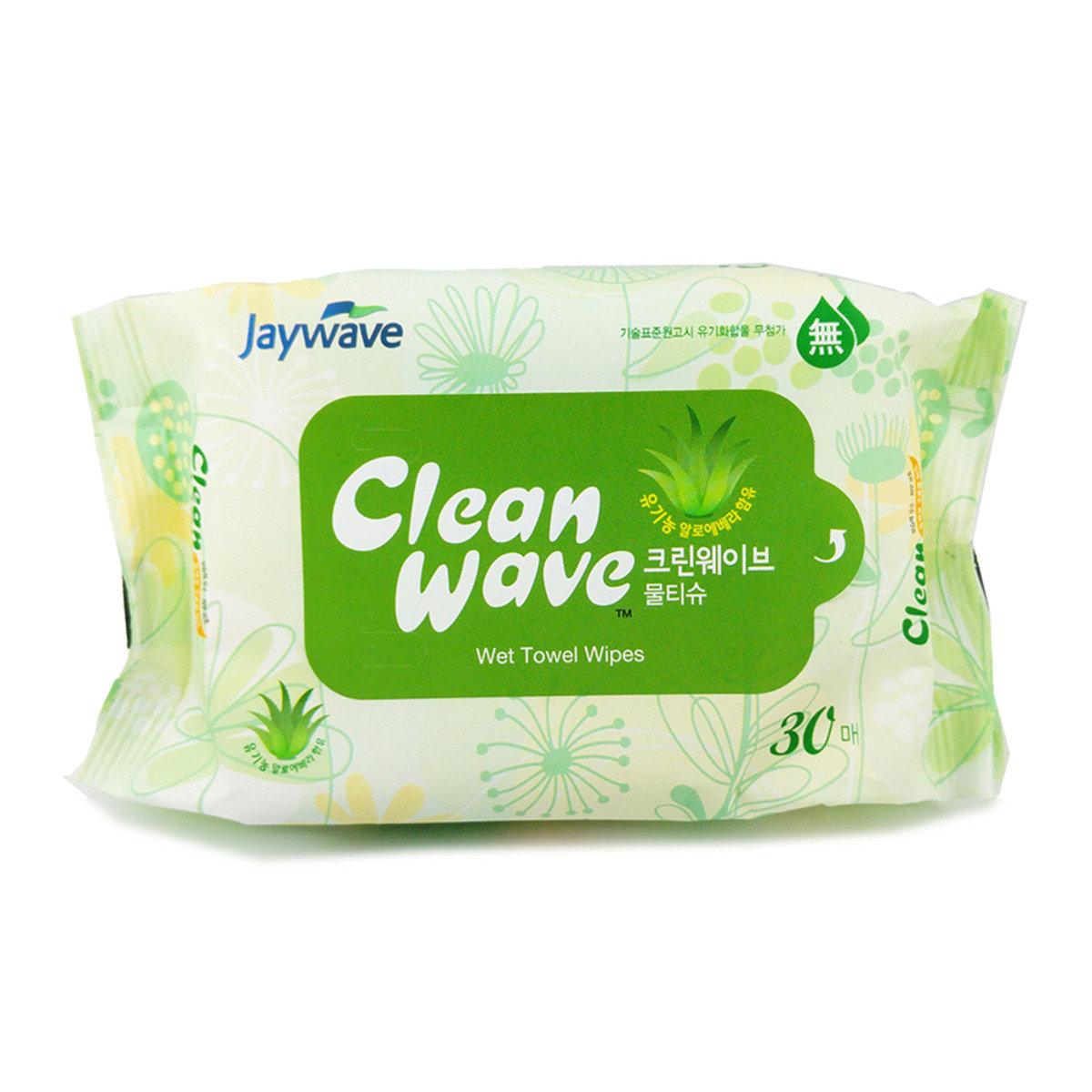 濕紙巾(30張)