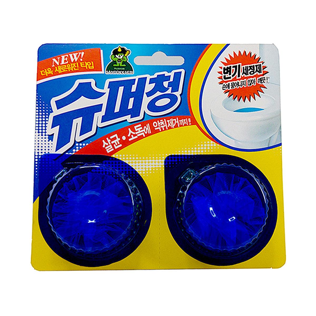 潔廁藍泡泡