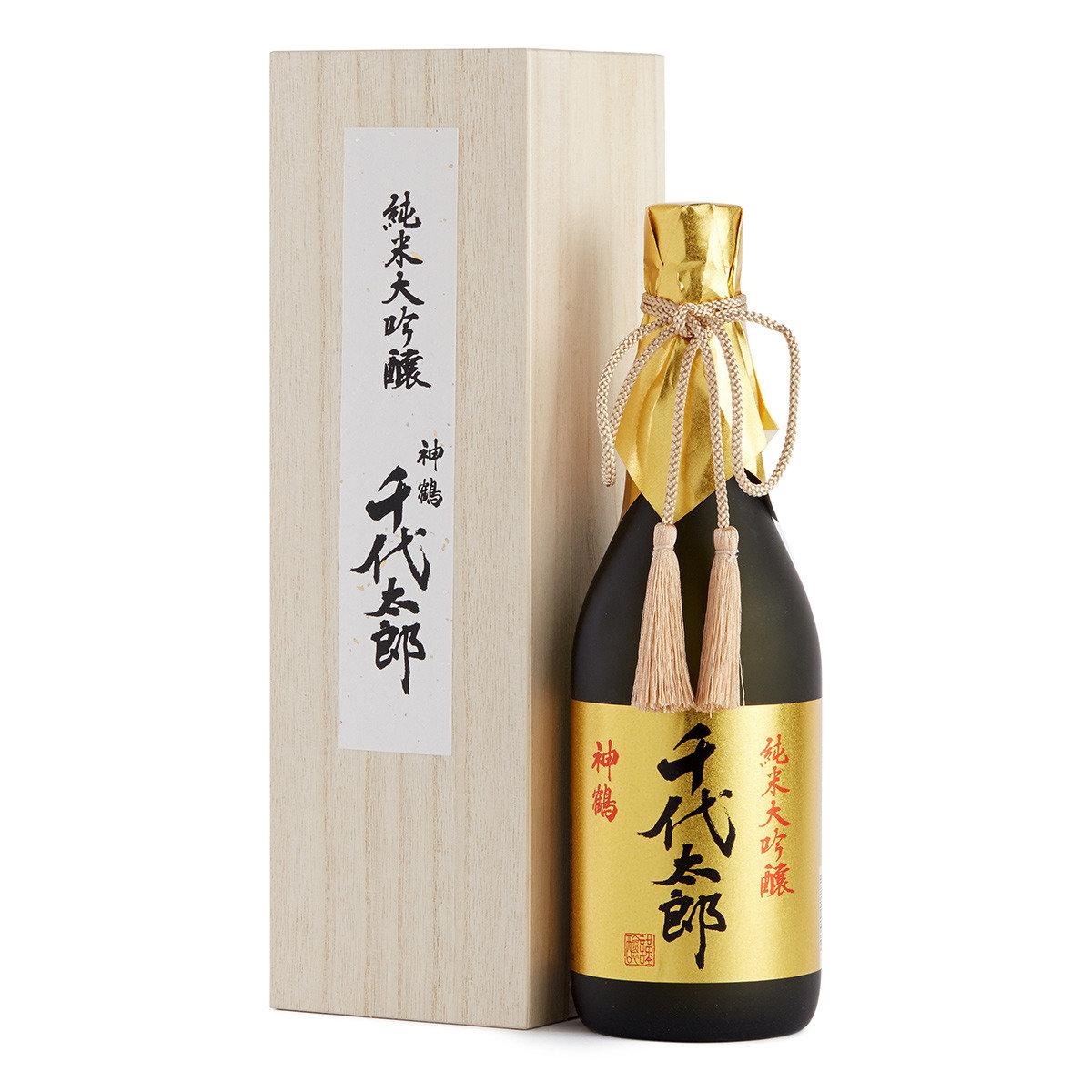 神鶴-純米大吟釀千代太郎 (日本直送)[響應環保, 不設木盒]