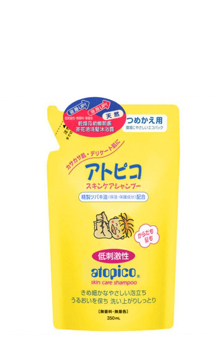 茶花油洗髮沐浴露 (補充裝)