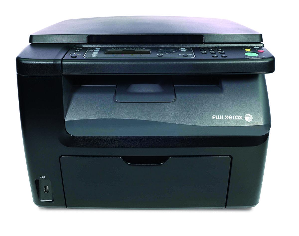 DocuPrint CM115 w 彩色多功能 S-LED 打印機