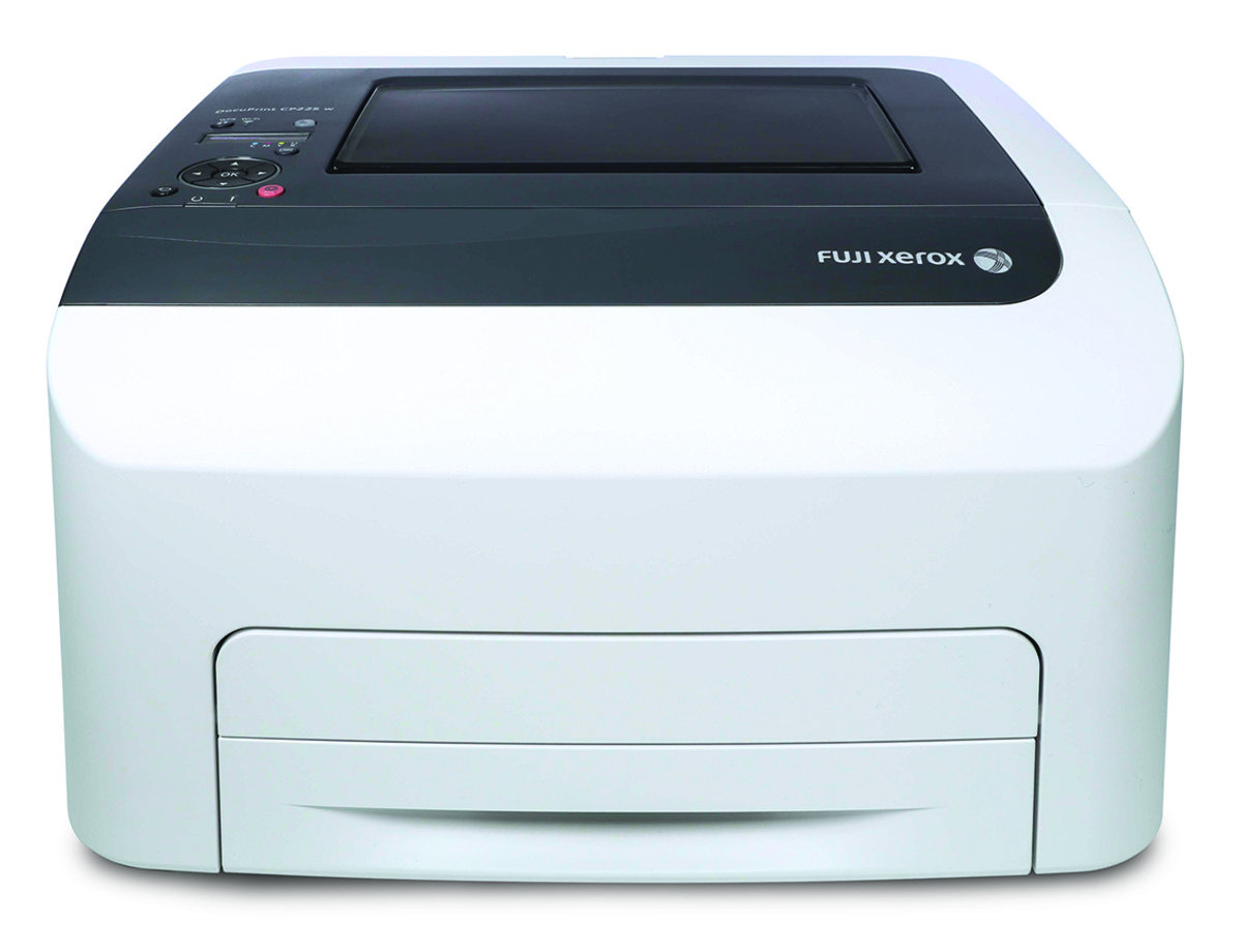 DocuPrint CP225 w 彩色 S-LED 打印機