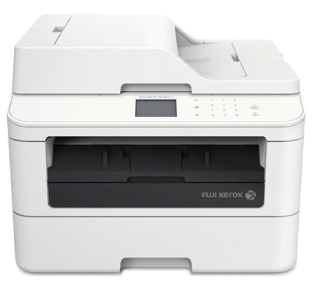 DocuPrint M265 z 黑白多功能鐳射打印機