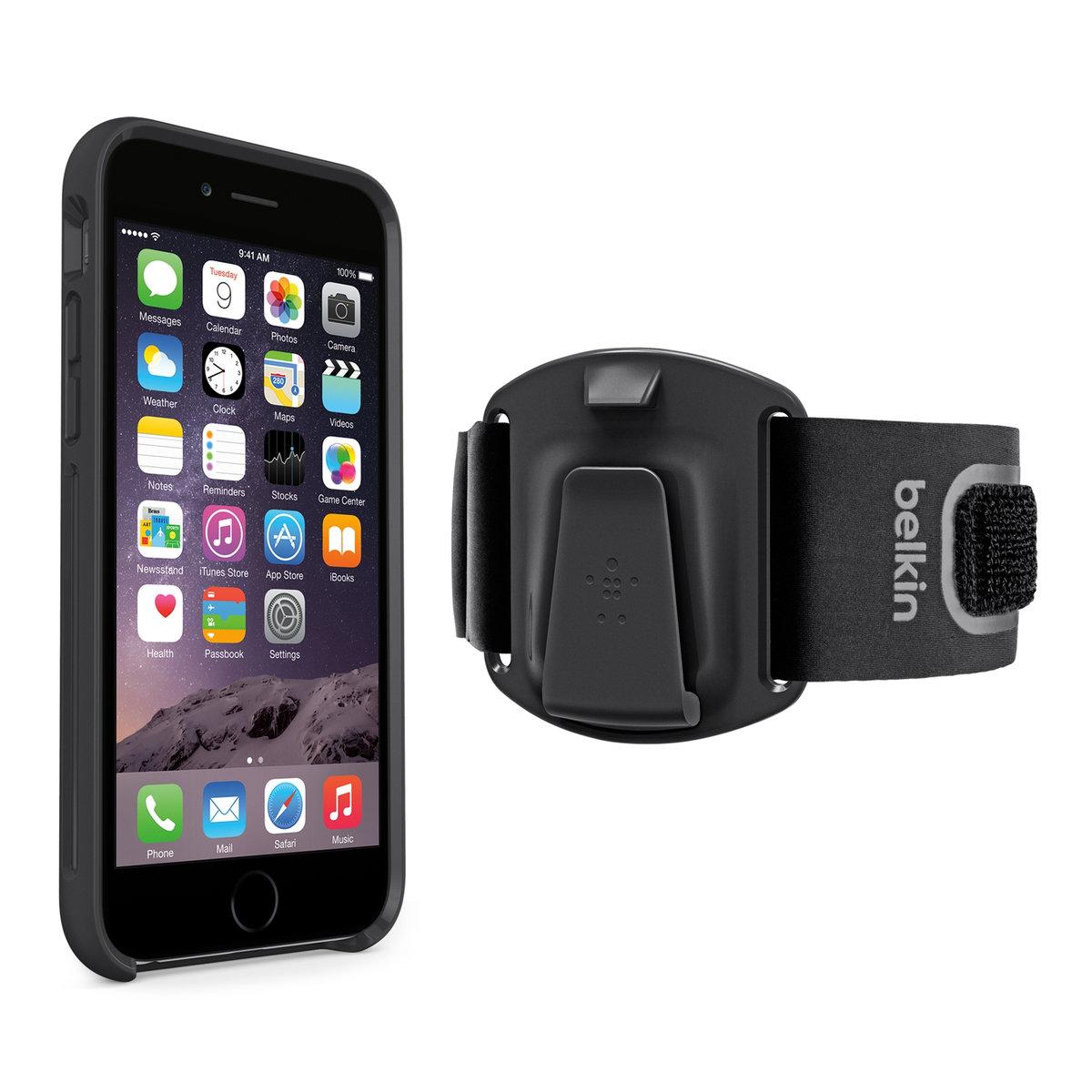 iPhone 6卡夾式運動臂帶