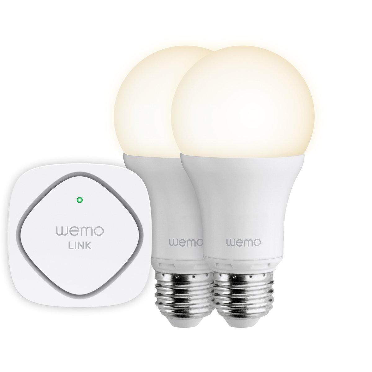 WeMo LED 照明套裝