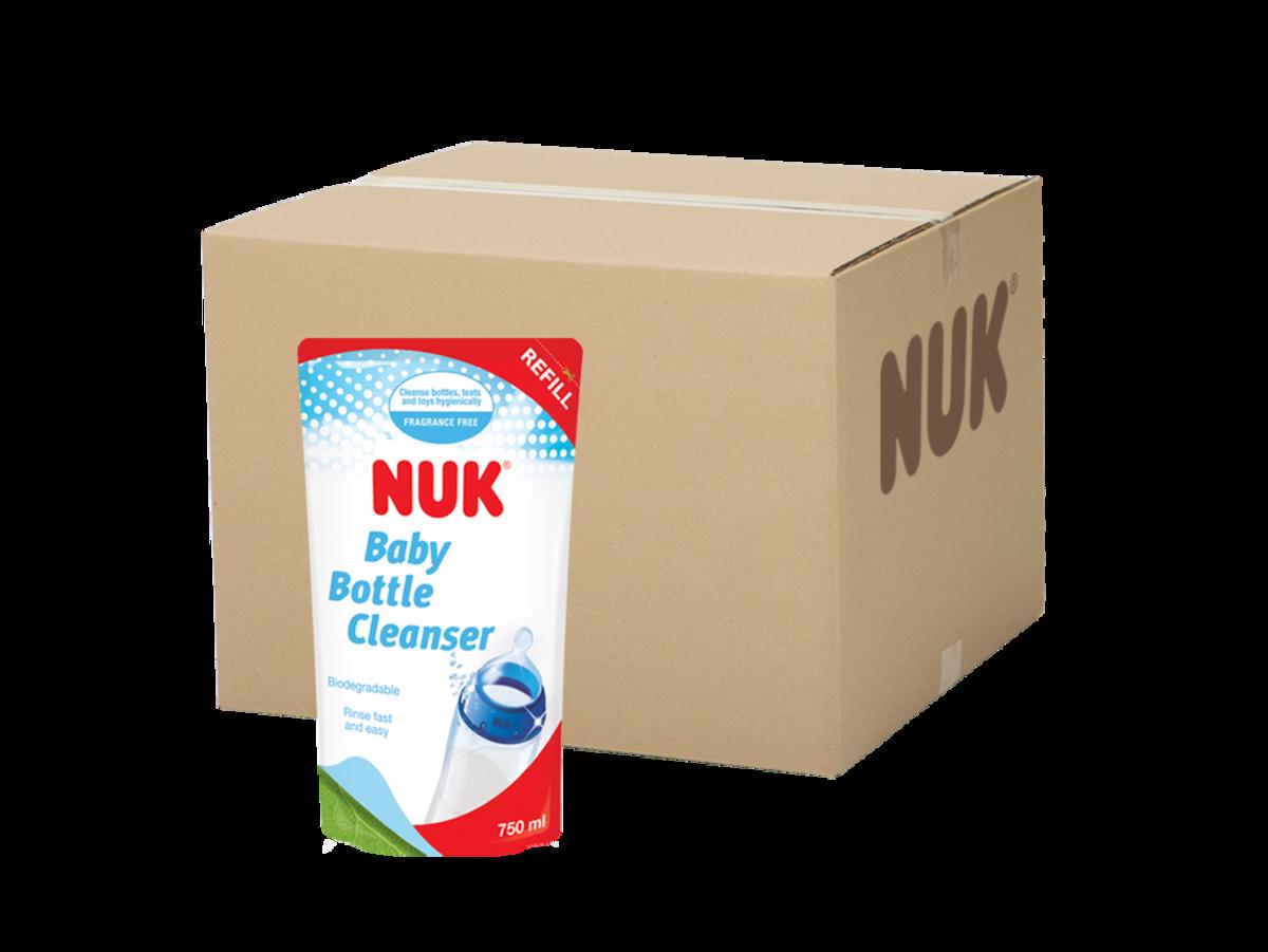 奶瓶清潔液 1箱10包