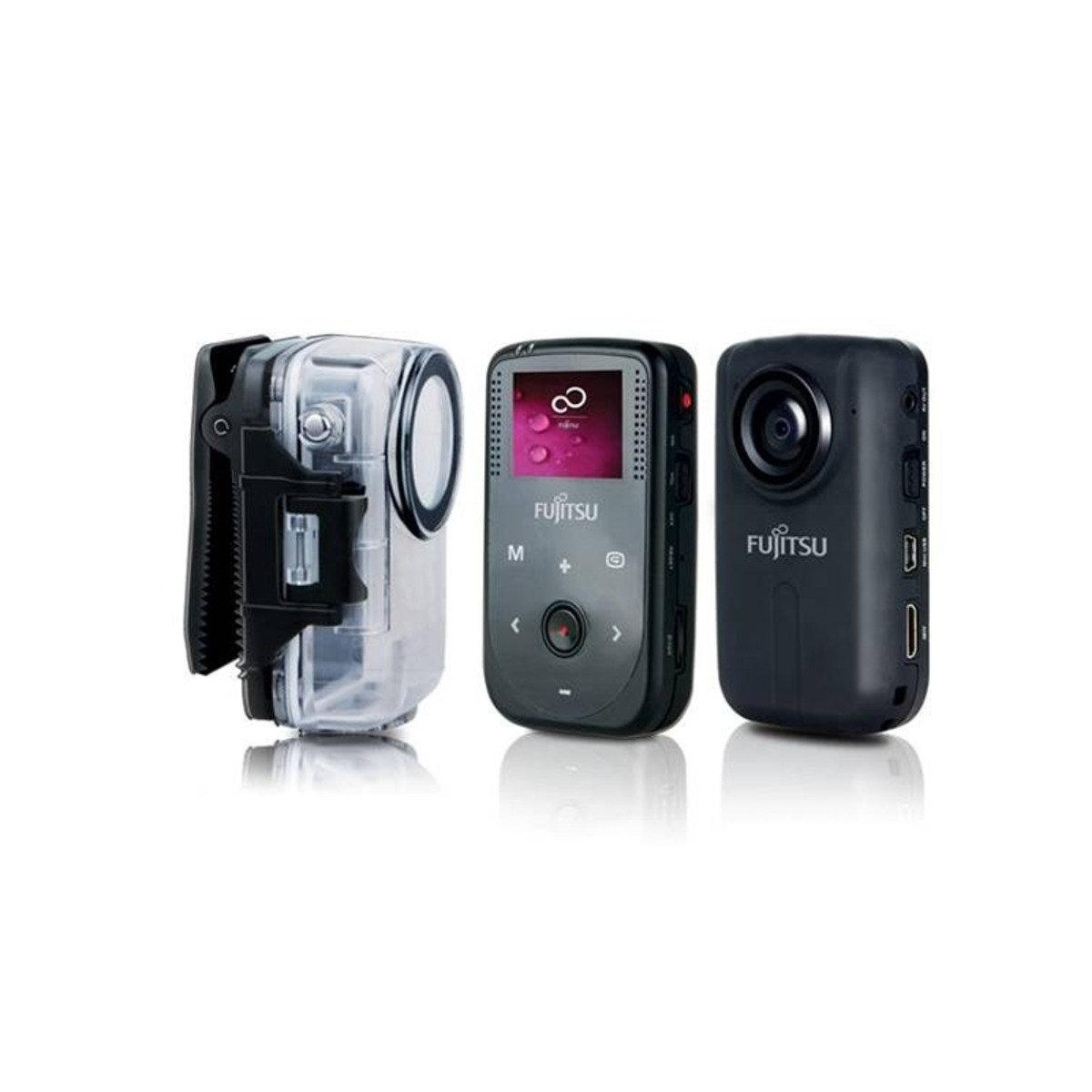 Fujitsu 高畫質運動攝影機