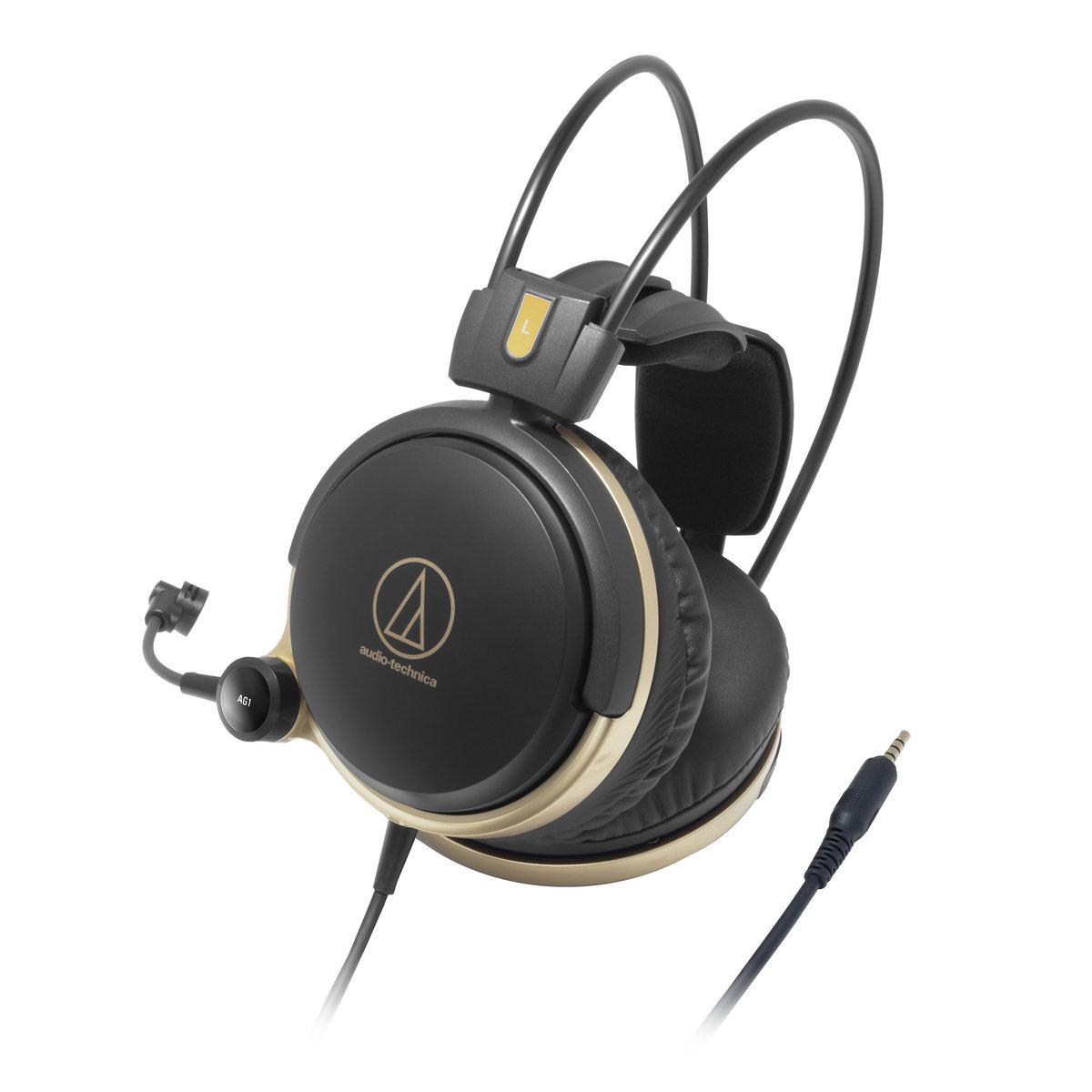ATH-AG1  專業電競遊戲耳機