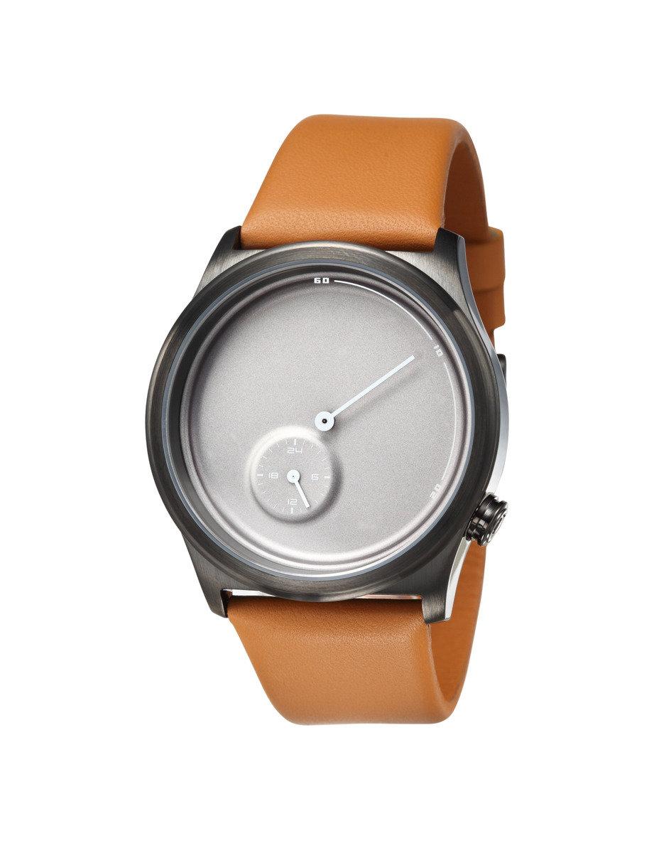 Twenty-4石英皮帶手錶