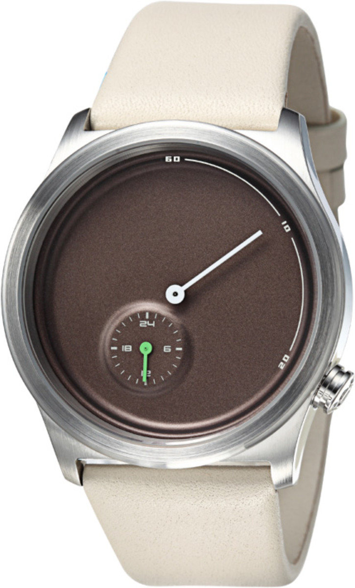 Twenty-4 石英皮帶手錶